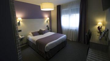 L'hôtel Le Prado Toulouse des chambres simples calmes et agréables.